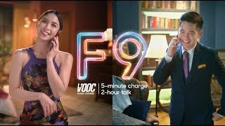 OPPO F9 with VOOC Flash Charge thumbnail