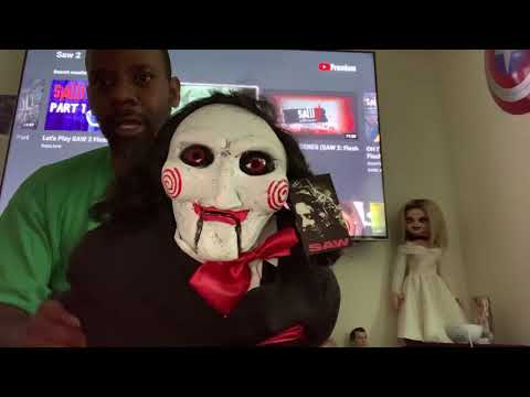 Download Saw Billy the puppet Unboxing