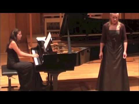 Prachodit wsjo op 26 nr15 Rachmaninoff-Susanne Drexler,mezzo/Maria de los Angeles Rubio,piano