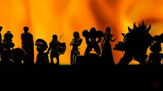 Super Smash Bros 5 All Character Predictions / Smash Bros 5 Roster Trailer (Nintendo Switch)
