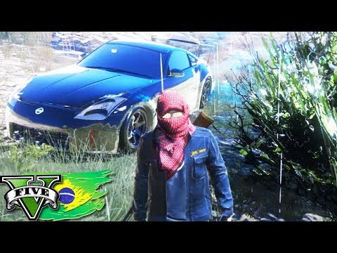 GTA V: BRASIL ROLEPLAY - O RESGATE do SOLDADO NEGRESCO!!! #36