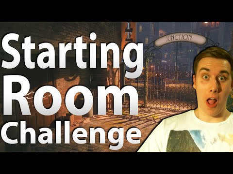 Shadows of Evil: Starting Room Challenge (Call of Duty: Black Ops 3 Zombies)