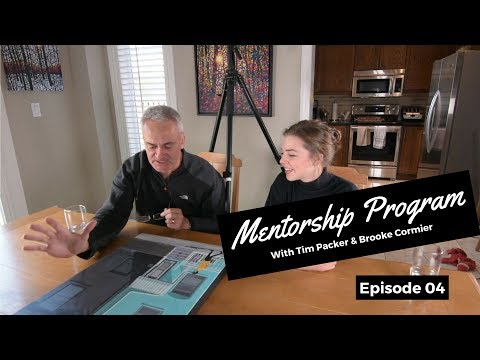 Brooke's First Show - Tim Packer Mentorship Program with Brooke Cormier: Episode 4