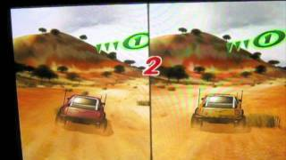 Excite Trucks: Versus Game Play