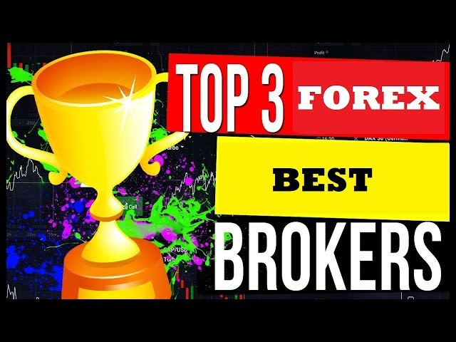 TOP FOREX BROKERS  | TOP 3 Forex  Brokers 2020