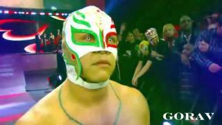 WWE REY MYSTERIO 2013 NEW TITANTRON [HD]