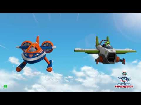 PAW Patrol: Jet to the Rescue | Birthday Present Clip