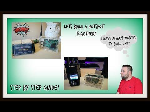 Lets build an MMDVM hotspot together! Step by step! jumbospot cheap. RasPi zumspot DV Mega