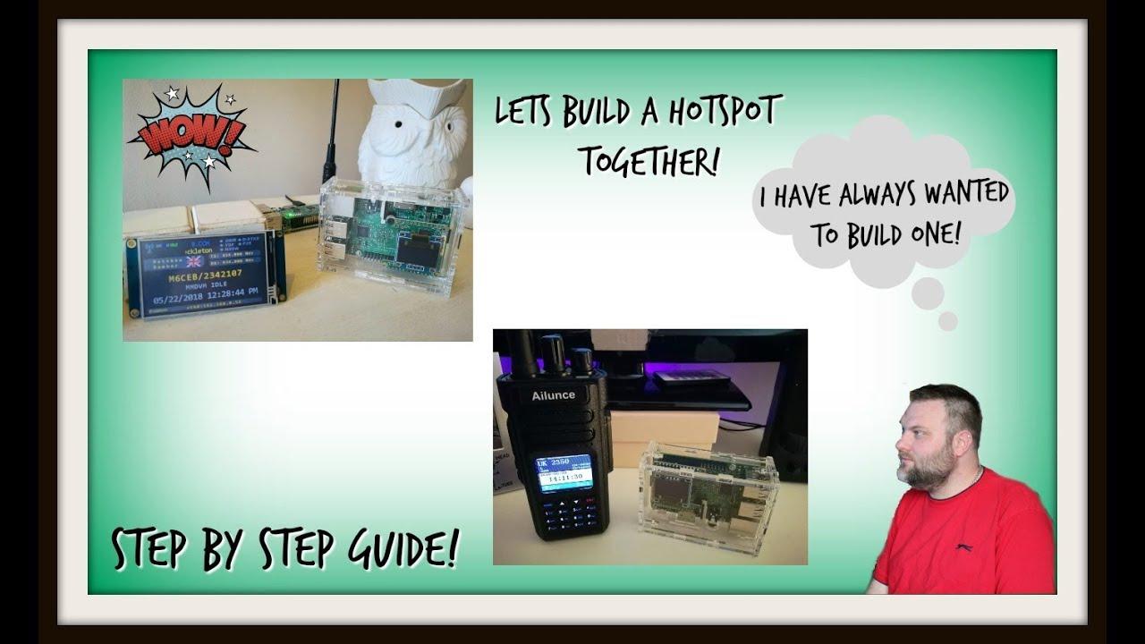 Lets build an MMDVM hotspot together! Step by step! jumbospot cheap  RasPi  zumspot DV Mega