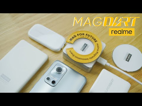 Realme MagDart Charging Kit Review: Brings FAST magnetic wireless charge to Android
