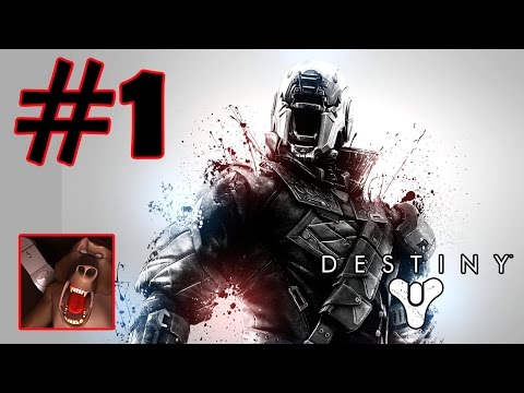Destiny Let's Play P1 - The Traveler Gameplay Walkthrough (PS4)