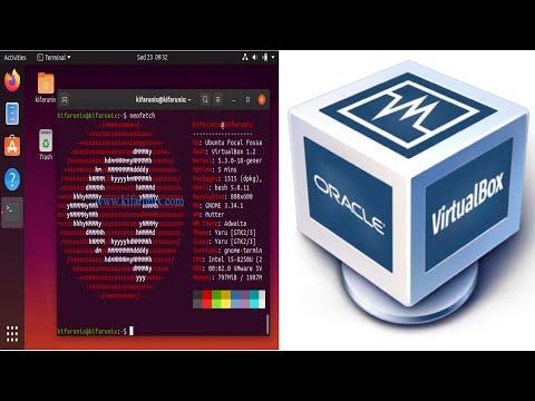 Как установить Ubuntu на VirtualBox в Windows 10