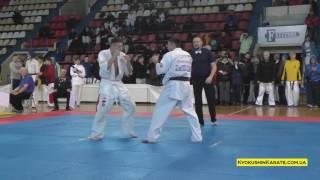 Ukrainian Championship 2017, 1/4 -75 Perov Artem (Zolochiv, aka) - Chaikovsky Maxim