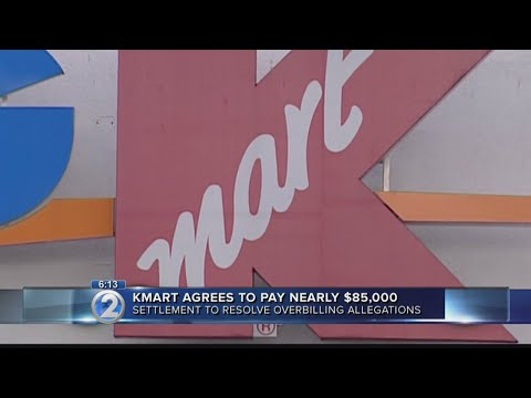 Kmart To Pay For Allegedly Overbilling Hawaii Medicaid Customers