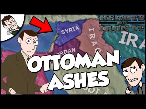 Hearts of Iron 4 HOI4 Ottoman Ashes A New Empire Rises
