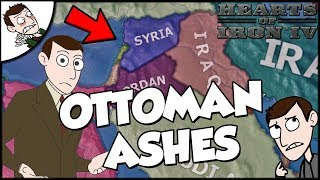 Hearts of Iron 4 HOI4 Ottoman Ashes A New Empire Rises