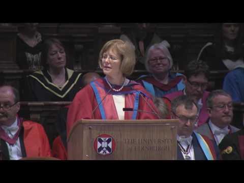The University of Edinburgh School of Medicine Graduation 2017