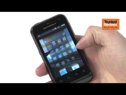 Motorola Defy Mini Review