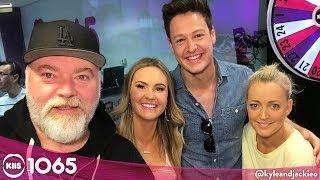 Matt & Chelsie 'The Bachelor Australia' 2019 | KIIS1065, Kyle & Jackie O