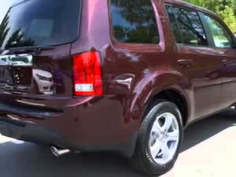 Used 2014 honda pilot exl greensboro winston salem high for Vann york honda high point nc