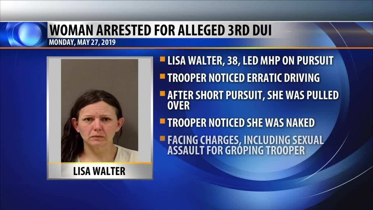 Tennessee woman arrested after hitting fiancé with car
