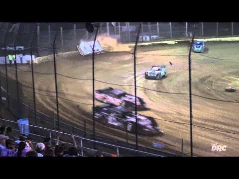 Moler Raceway Park | 8.14.15 | Ike Moler Memorial | Heat 2
