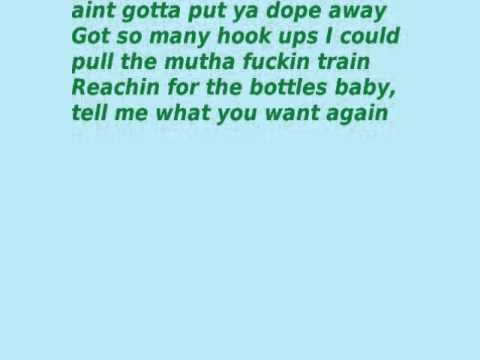 Yelawolf ft. Gucci Mane - I Just Wanna Party *lyrics