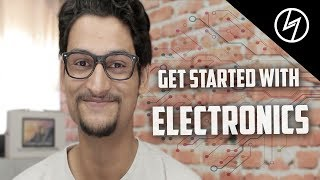Websites for the beginners in Electronics | CreatorShed