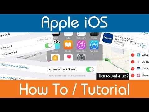 How To Create An iOS Alarm