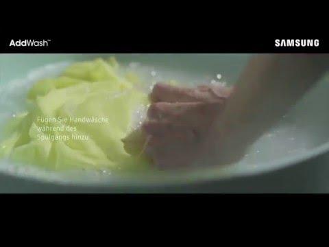 Samsung addwash slim diese schlanke waschmaschine ist nur cm