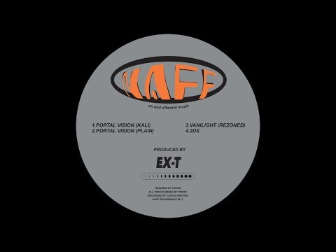 Ex-Terrestrial - Portal Vision (Plain)