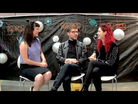 MS MR Interview (Groovin The Moo 2016)