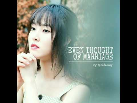Yuju ft Wheesung - Even Thought of Marriage 결혼까지 생각했어 (FanDuo2)