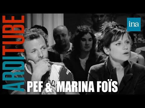 Anti portrait chinois de Marina Foïs et Pierre-François Martin Laval - Archive INA