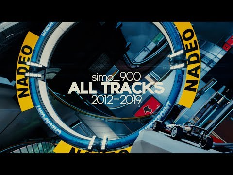 Simo_900 - All Tracks  |  Trackmania Movie