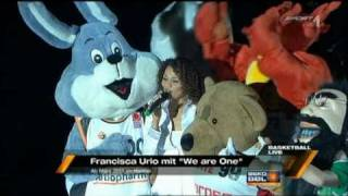 Francisca Urio - We are one - offizielle SPORT1 Hymne