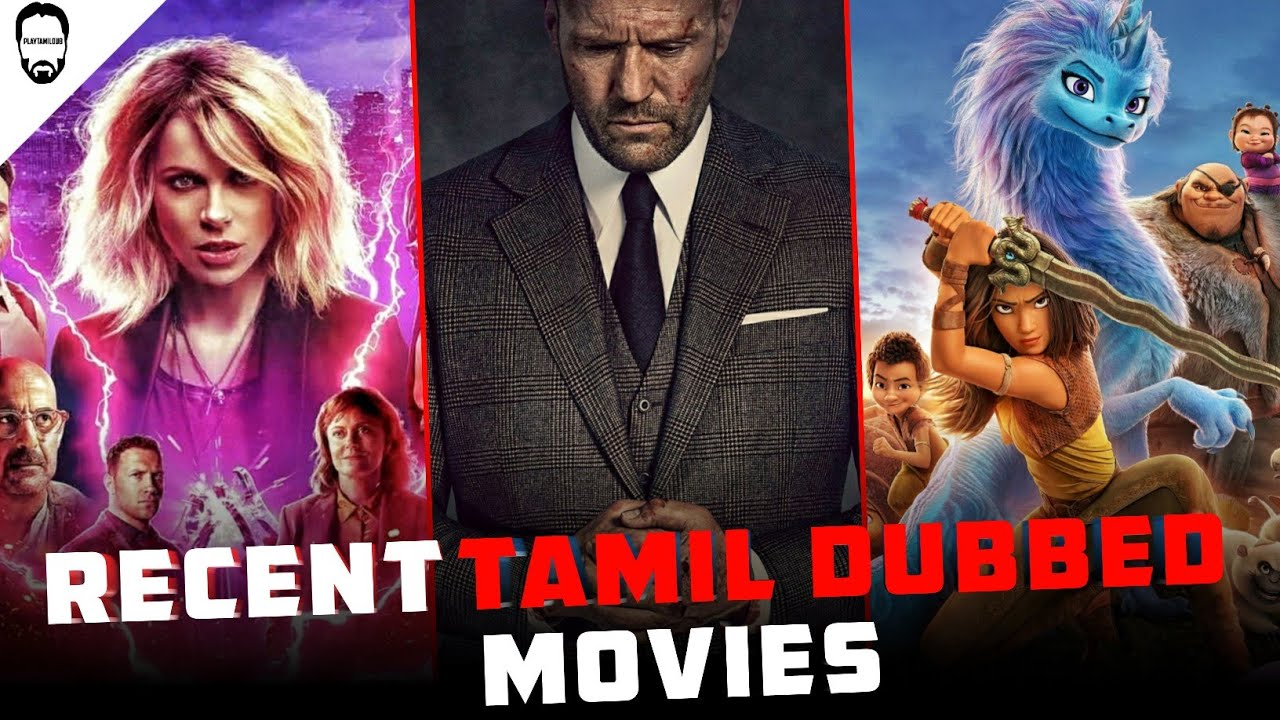 Download Recent 5 Tamil Dubbed Movies | New Hollywood Movies in Tamil | Playtamildub