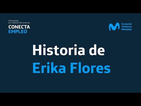Historia de Erika Flores  Emprender