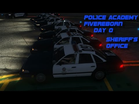 COPS ONLINE - PATROL 0 - Rookie Day EvolPCGaming Sheriff's Office