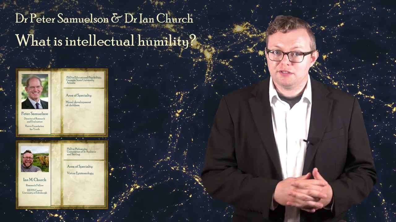 Intellectual Humility free online course