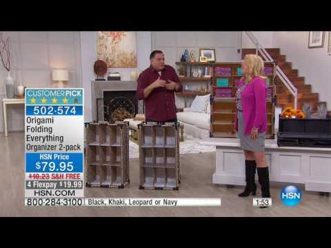 HSN | Laundry Room Solutions 01.05.2017 - 06 PM