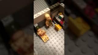 Лего война самоделка