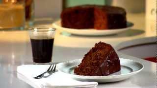 Decadent Chocolate Fruit Cake