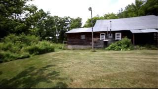#33582 Upstate NY Farm for Sale - Barn, Field & Mountain