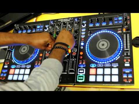 AFRO-HOUSE BEST 2018 DENON MC7000 DEMO BY DJ BOB