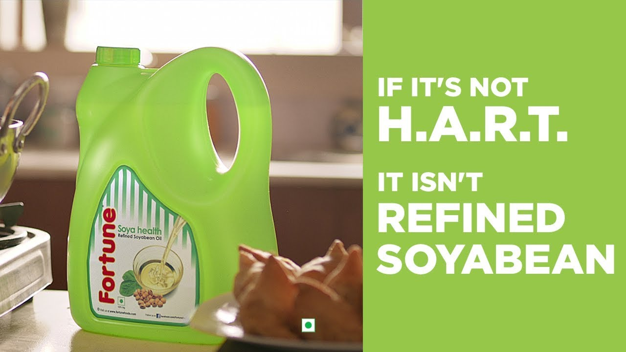 Fortune Soya Health Oil: Refined Soyabean Oil (Bengali) - YouTube