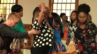 Crazy Sunday Praise Break!! at Cathedral of Praise 04/15/18