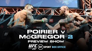 UFC 257 Preview Show: Dustin Poirier v Conor McGregor 2