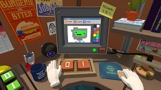 - Job Simulator Gameplay Office Worker HTC Vive