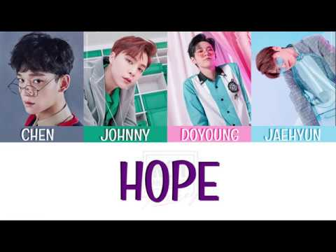 [Renk Kodlu TR Alt Yazılı] EXO Chen ft. SMRookies Jaehyun&Johnny&Doyoung - Hope